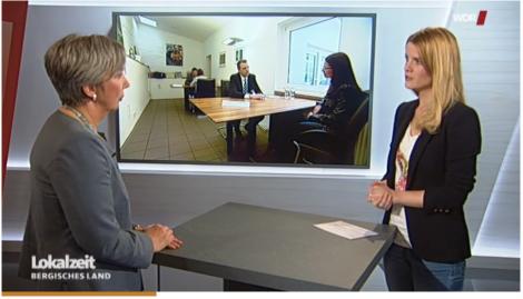 WDR Lokalzeit Bergisch Land 17.03.2017 Screenshot